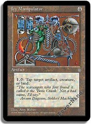Magic Card Dominaria 4x MTG: Icy Manipulator Uncommon Artifact DOM