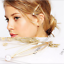 1Pair-Stylish-Girl-Hair-Clip-Hairpin-Fringe-Hair-Accessories-Barrette-Clips-Side thumbnail 4