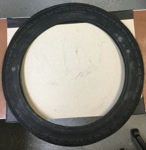 IRC INOUE Ribbed 2.50-17 4 Ply Rating Front Made In Japan Motorcycle Tire NOS