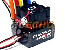 HOBBYWING QUICRUN WP10BL60 R/C Hobby Sensored Brushless Motor 60A ESC SL202