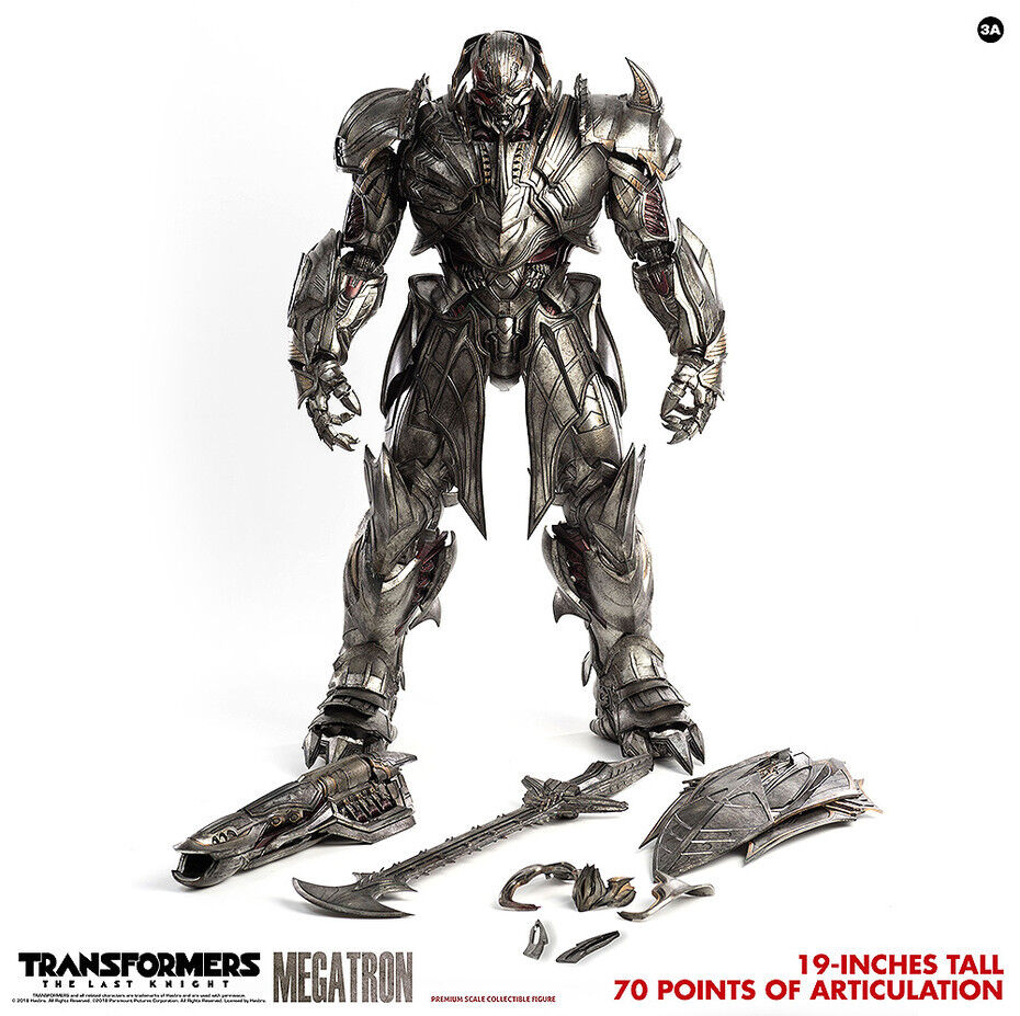ThreeA Transformers Megatron DX Ver. The Last Knight Japan version