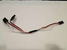 """12"""" 30CM 300MM Y Servo Connection Cord Extension Leads Cable Y type"""