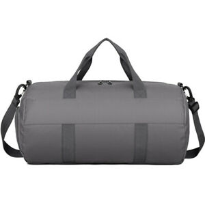 5767cb023b9b Details about Gym Bag Waterproof Duffle Bag with Shoe Compartment Sports  Bag for Men and Women