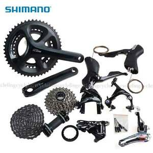567e5c9c18c SHIMANO 105 5800 Road Bike Groupset Gruppos 50/34T 170mm Compact 2 ...