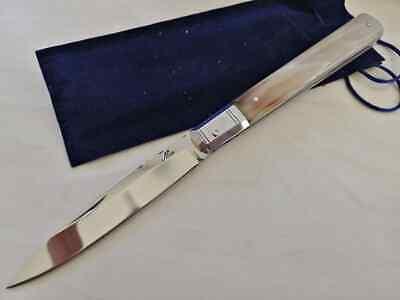Energico Coltello Tradizionale Sfilato Frosolone 23cm Maestro Nino Knife Couteau Navaja