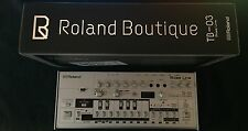 Roland TR-08 Boutique Bass Line Synthesizer Mint Condition, Like New.