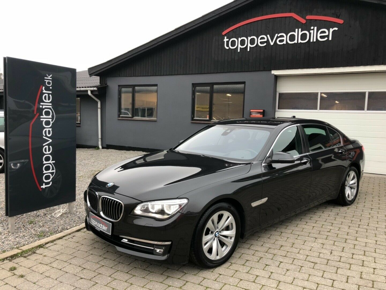 BMW 730Ld 3,0 aut. 4d - 469.800 kr.