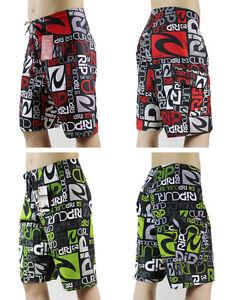 d405991035 BNWT RIPCURL Mens Bermudas Shorts Surf Board Shorts Beachshorts SZ30 ...