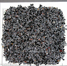 SNOWFLAKE OBSIDIAN, 3-5mm, tumbled 1/2 lb bulk xxmini+ stones volcanic glass