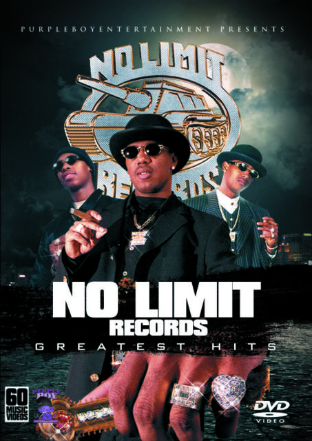 NO LIMIT RECORDS 60 MUSIC VIDEOS HIP HOP RAP DVD MASTER P SNOOP DOGG  MYSTIKAL
