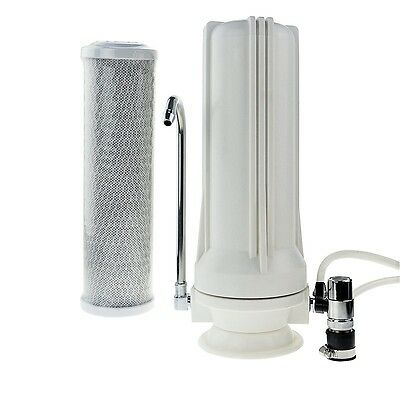 CounterTop Water Filter Arsenic//Fluoride//Sediment//Chlorine removal cartridge