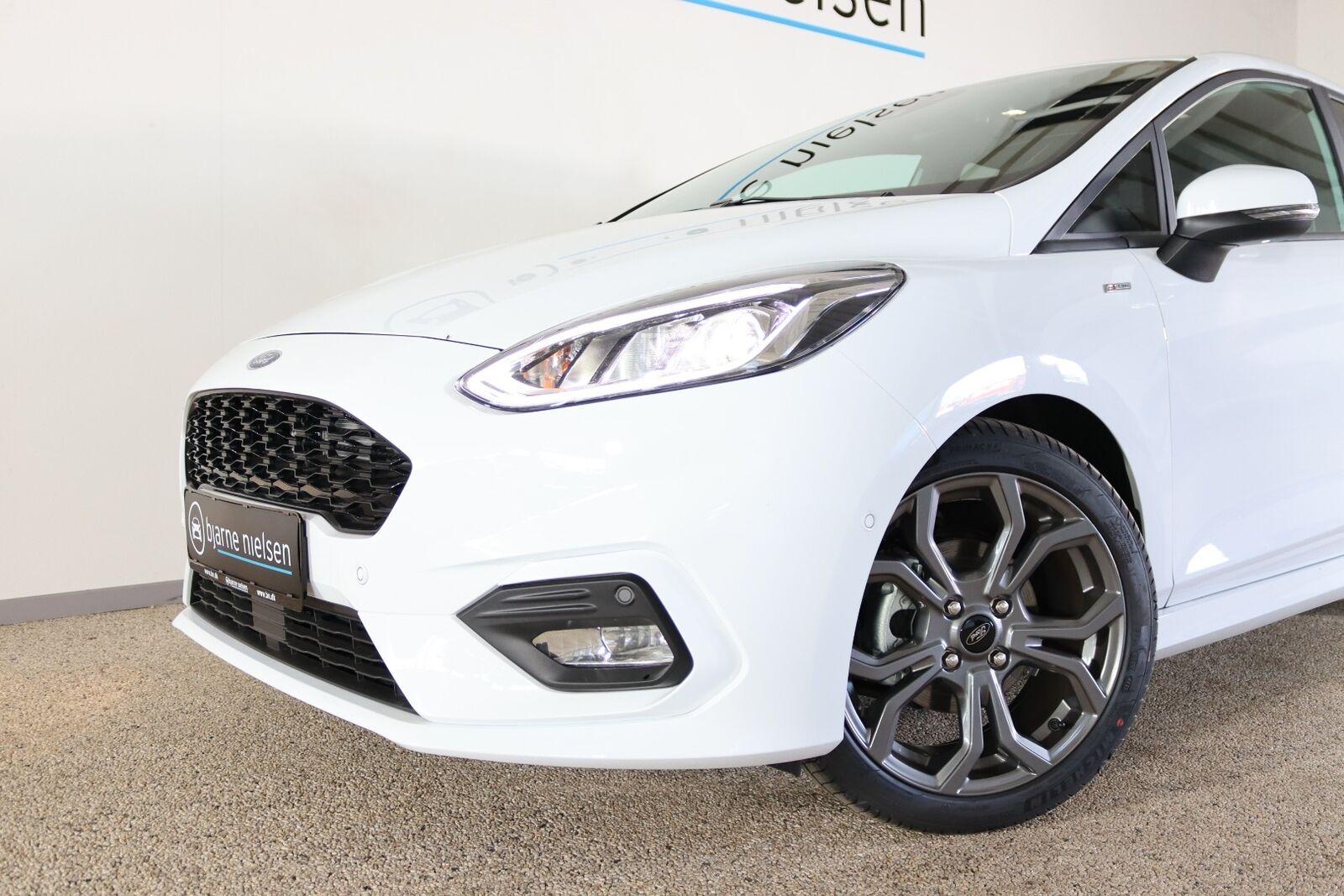 Ford Fiesta 1,0 EcoBoost mHEV ST-Line X - billede 3