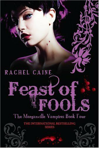 1 of 1 - Feast of Fools (Morganville Vampires) by Rachel Caine 0749079797 The Cheap Fast