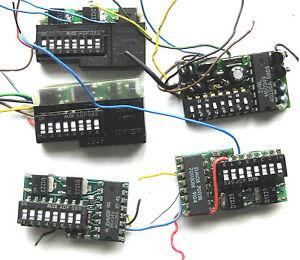 Märklin HO H0 6080 5 Stück Digitaldecoder gebraucht - Deutschland - Märklin HO H0 6080 5 Stück Digitaldecoder gebraucht - Deutschland