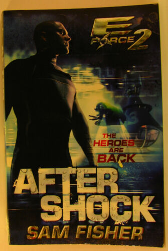 1 of 1 - #CA, Sam Fisher;Michael White AFTERSHOCK S/cover Postage Fast & FREE Ask Agnes