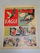 EAGLE #29 VOL 6 JULY 22 1955 BRITISH WEEKLY DAN DARE SPACE ADVENTURES*