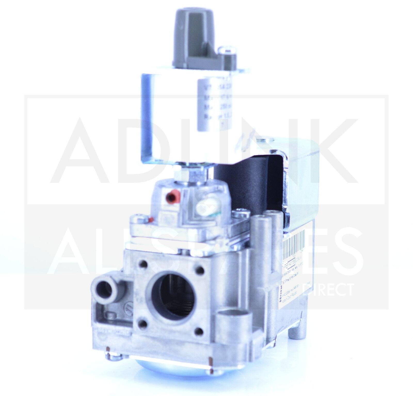VAILLANT THERMO COMPACT VU 615 620 624 628 E GAS VALVE 053473 WAS 053369 SH