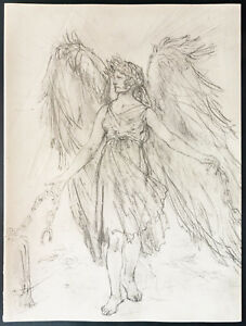 1926-Litografia-Bernard-Naudin-La-Victoire