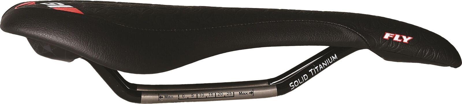 SDG ti-Fly sillas de montar negro 6410