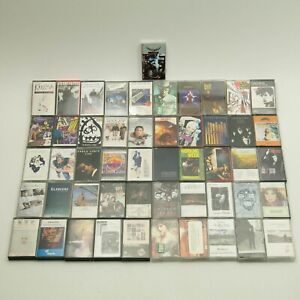 80s Modern New Wave Cassette Tape LOT 51 UK EMF World Party Berlin Enigma Tapes