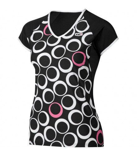 Louis Garneau Women's Martini Short Sleeve Cycling Jersey Size Medium New