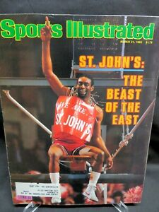 St-Johns-Redmen-Big-East-College-Basketball-1983-Sports-Illustrated-Magazine