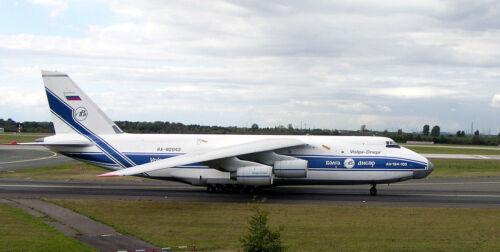 Antonov an 124 Ruslan CCCP woodmodel enorme XXXL//yakair AIRCRAFT AVION aerai