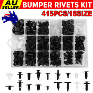 415Pc-Car-Trim-Clips-Body-Kit-Plastic-Rivets-Retainer-Door-Panel-Bumper-Fastener