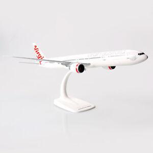 Virgin-Australia-Boeing-777-300ER-1-200-scale-solid-plastic-777-model-aircraft