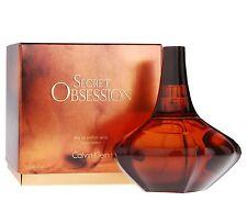 Calvin Klein Secret Obsession 3.4oz /100ml Women's Eau de Parfum NIB