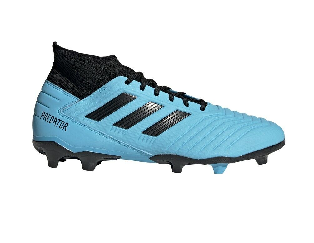 Adidas Men Football shoes Cleats Predator 19.3 Firm Ground Soccer Boots F35593
