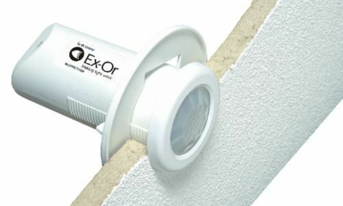 Ex-Or MLS2000DF Recessed Digital Lighting Occupancy Sensor PIR Motion DSI 10W