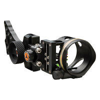 Apex Covert 4 Pin .019 Sight W/light Black