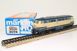 Marklin-3074-h0-diesellok-br216-090-1-ac-analogico-en-OVP