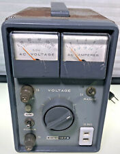 Eico Model 1073 Variable Ac Power Supply