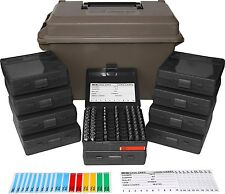 MTM ACC9 Ammo Can Combo (Holds 1000 Rounds), New, Free Shipping