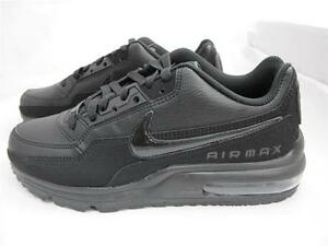 Details about NEW MEN'S NIKE AIR MAX LTD 3 687977 020 BLACKBLACK BLACK