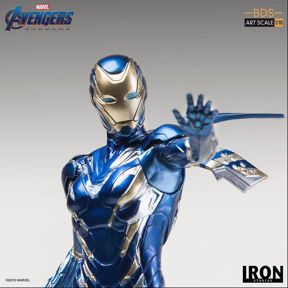 Iron Studios MARCAS19119-10 1 10 Scale Avengers  Endgame Pepper Potts Statue