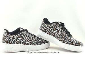 Nike Air Force 1 JDI PRM GS - CHOOSE SIZE - AO3977-001 BG Just Do It ... 6053f8511