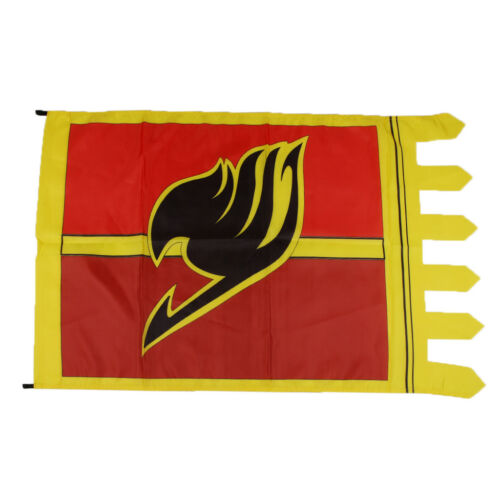 FAIRY TAIL Guild The Union Sign Flag Anime Cosplay Banner Gift for Fans