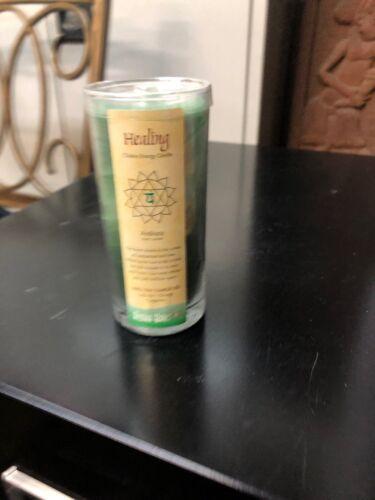 11 oz Aloha Bay Chakra Candle Jar Healing EA