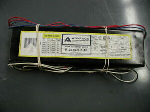ADVANCE-R-2E75-S-3-TP-ballast-magnetic-F96-T12-8-FT-long-T12-bulb-2-lamp