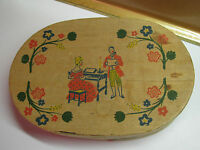 ~Vintage~ Old Spice SHULTON Early American Trinket Box *Collectable*