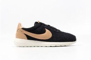a958e23eb5a9 Mens Nike Roshe LD 1000 Black Beige Sail Tan 844266 001 Size  UK 7 ...