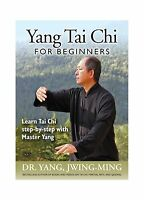 Yang Tai Chi For Beginners - Tai Chi Beginner Exercise By Dr. Y... Free Shipping
