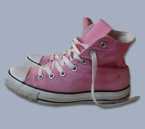16e7e6878a1d CONVERSE..UK 4..GIRLS ALL STAR CANVAS HI TOPS TRAINERS SHOES EUR ...
