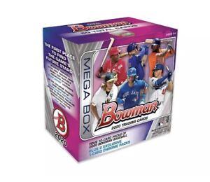 2020-Topps-Bowman-MLB-Mega-Box-Sealed-Dominguez-Witt-Mojo-Refractor