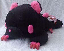 "Official Chax GP TAITO Gloomy Bear Black Laying Soft Plush Toy Japan Kawaii 20"""