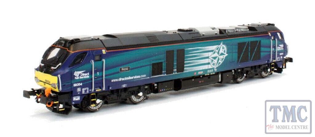 2D-022-008 Dapol N Gauge classe classe classe 68 004 Rapid DRS Compass e8a07e