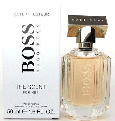 hugo boss the scent woman